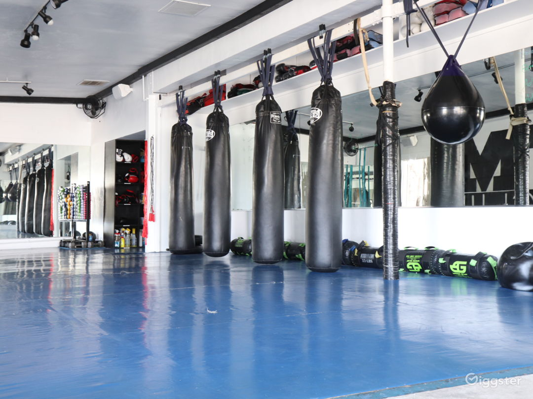 Authentic Boxing Gym Photo 2