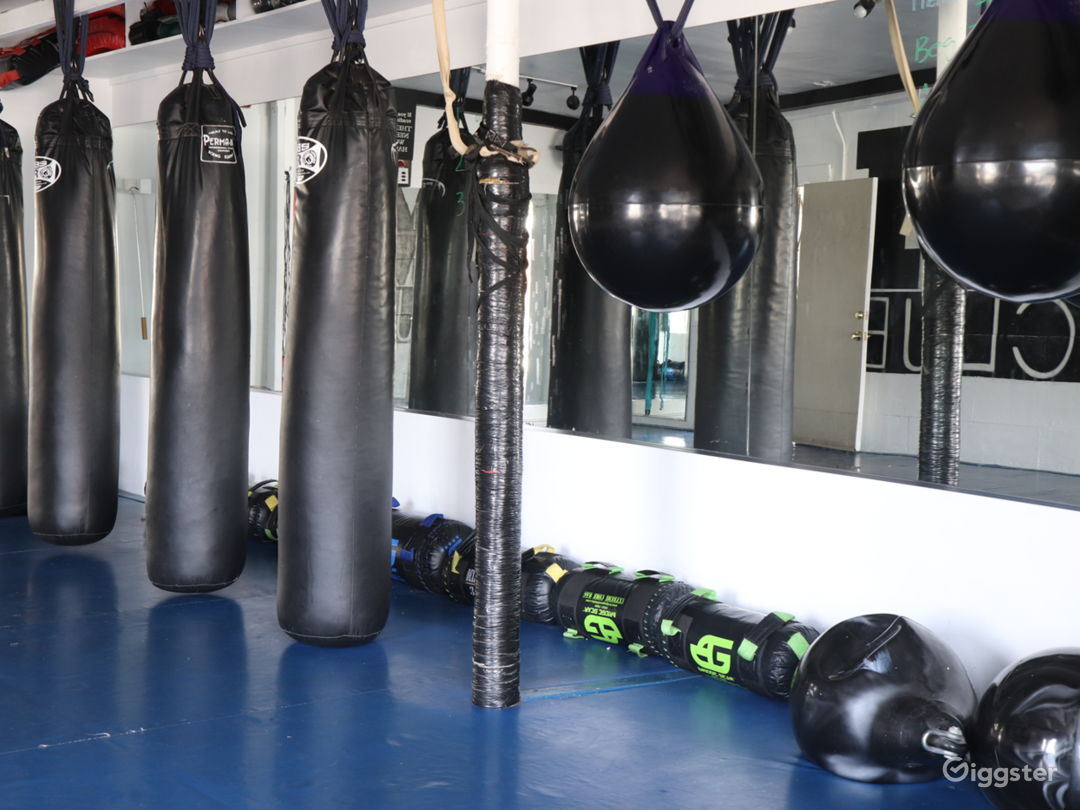 Authentic Boxing Gym Photo 3