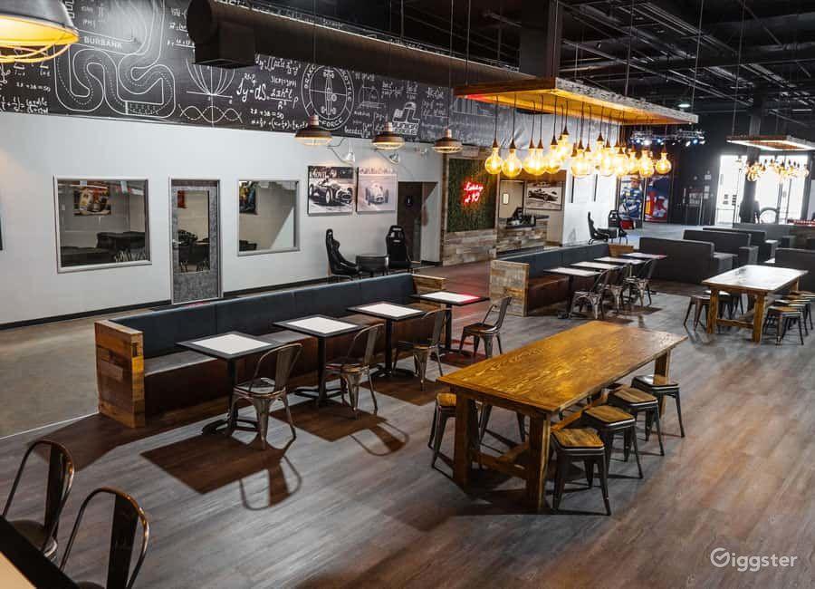 Energizing Paddock Lounge in Burbank Photo 1