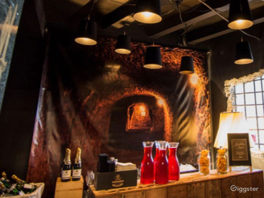 The Cleverly Reinvented Vault Bar Photo 1