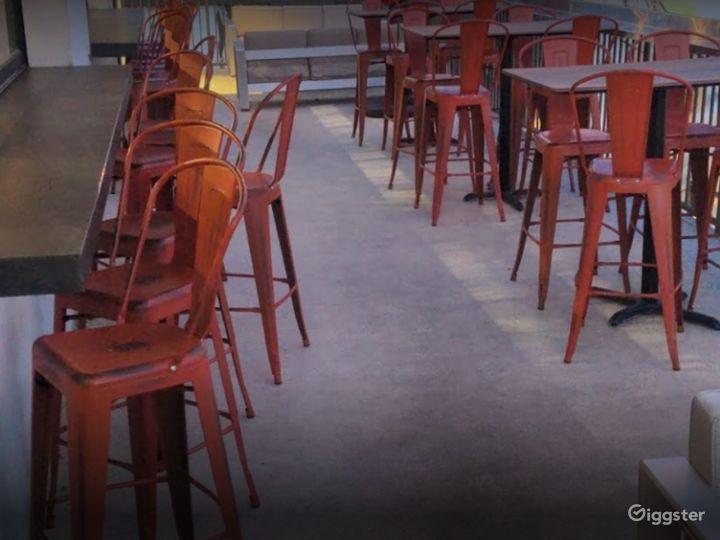 Second Floor Outdoor Dining in Alpharetta Photo 4