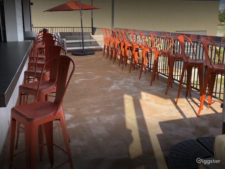 Second Floor Outdoor Dining in Alpharetta Photo 5