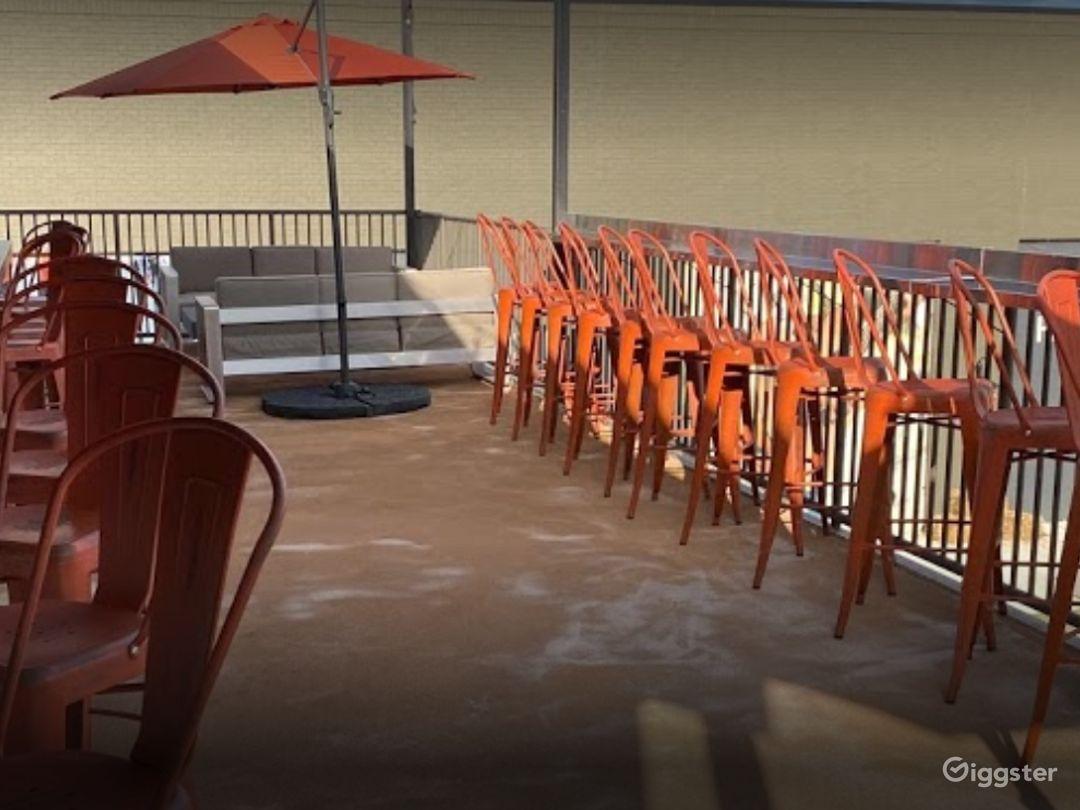 Second Floor Outdoor Dining in Alpharetta Photo 1