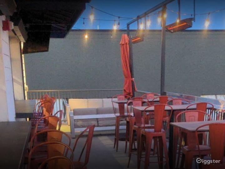 Second Floor Outdoor Dining in Alpharetta Photo 2