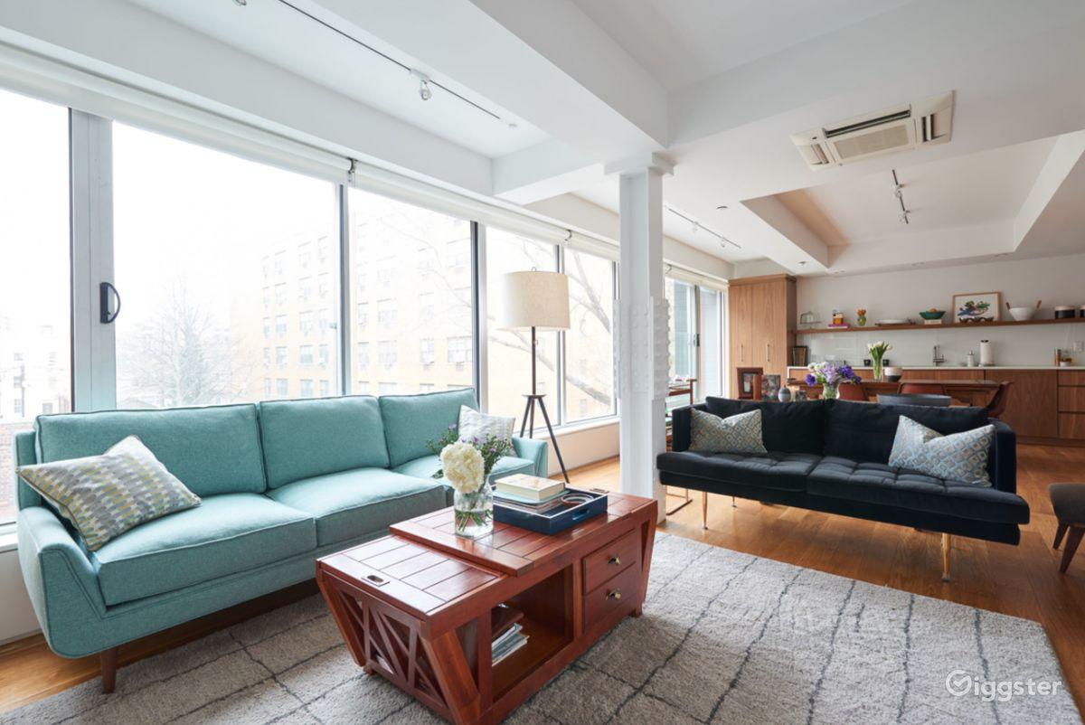 Rent Modern, Williamsburg Loft, In Film-Set Quality Apartment, Loft ...