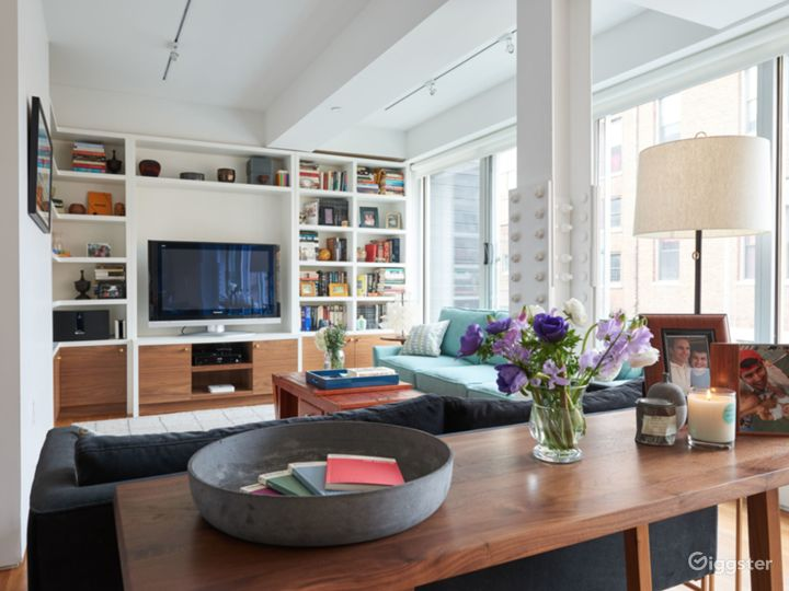 Wall-to-ceiling windows