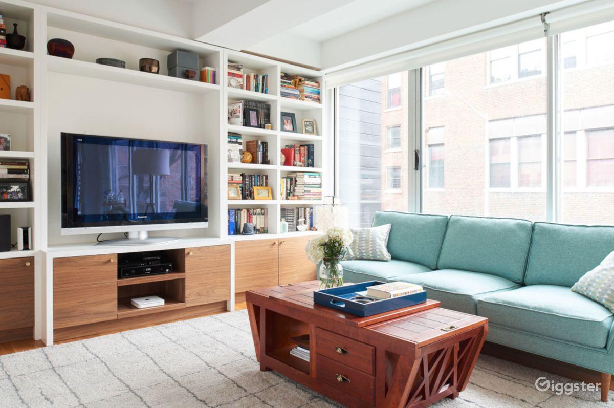 Rent Modern, Williamsburg Loft, In Film-Set Quality Apartment ...