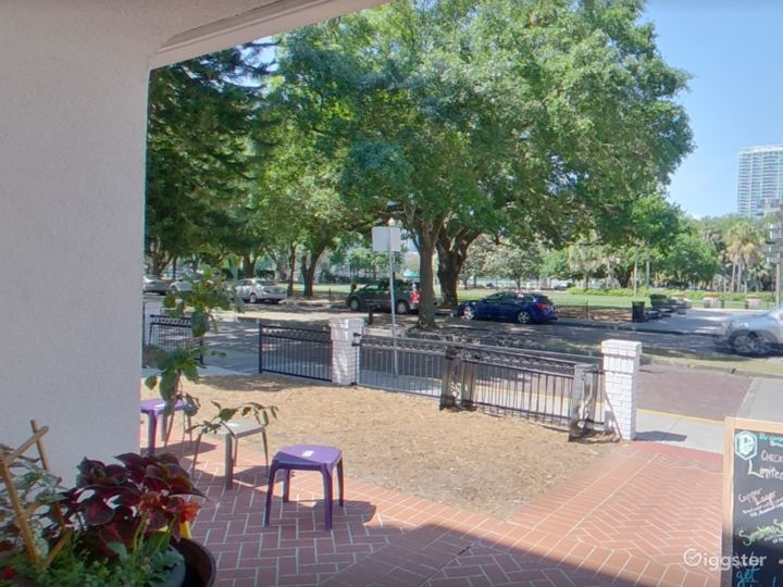 The Place-To-Be Patio Garden in Orlando  Photo 4