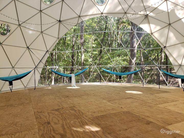 Unique Venue Space in a Magical Forest Area Photo 3