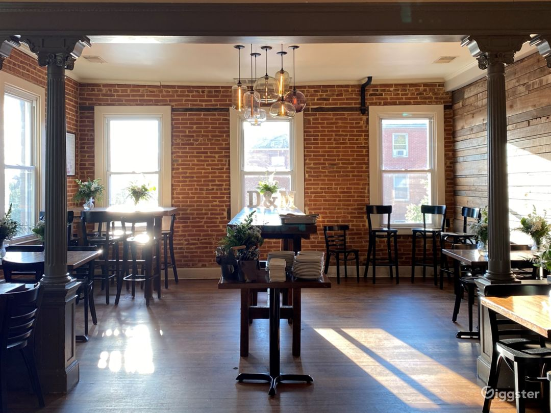 Full 2nd Floor Dining Space in Baltimore Photo 1