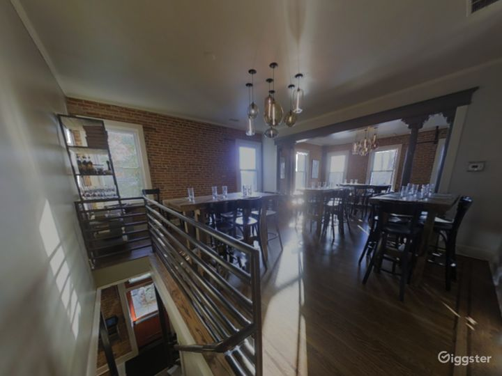 Full 2nd Floor Dining Space in Baltimore Photo 5