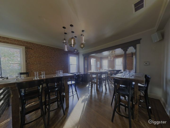 Full 2nd Floor Dining Space in Baltimore Photo 3