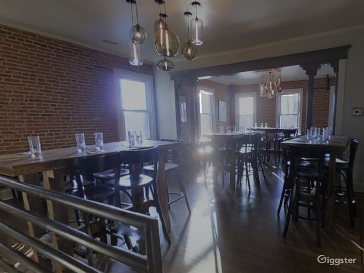 Full 2nd Floor Dining Space in Baltimore Photo 4
