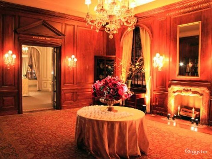 NYC mansion from the gilded era: Location 4190 Photo 2
