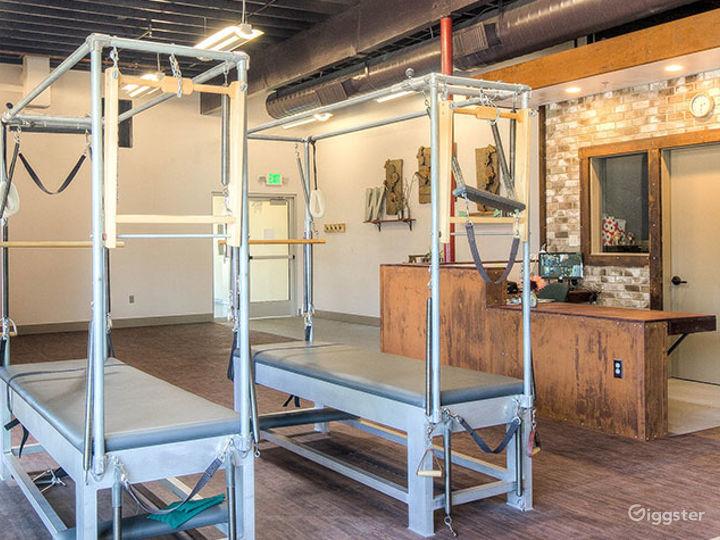 Soulful Gyrotonics and Conditioning Pilates Room Photo 3