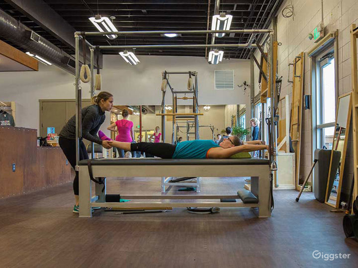 Soulful Gyrotonics and Conditioning Pilates Room Photo 2
