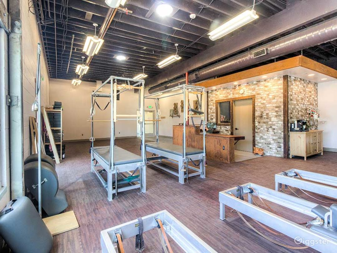 Soulful Gyrotonics and Conditioning Pilates Room Photo 1