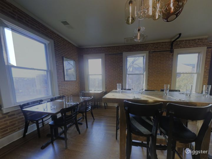 Private 2nd Floor Dining Space for Parties in Baltimore Photo 5