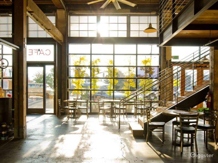 Bright Mezzanine Suite Photo 3