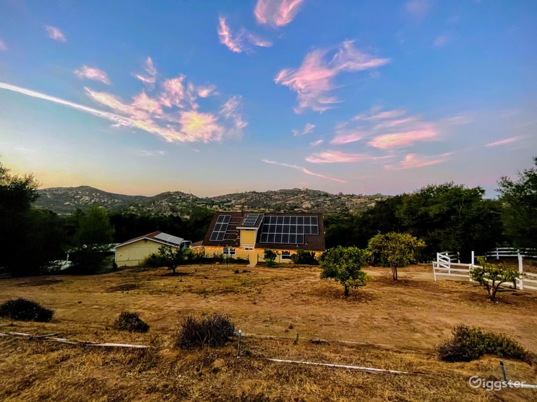 2 ACRE MOUNTAIN RANCH, WITH HOUSE, HORSE ARENA Photo 1