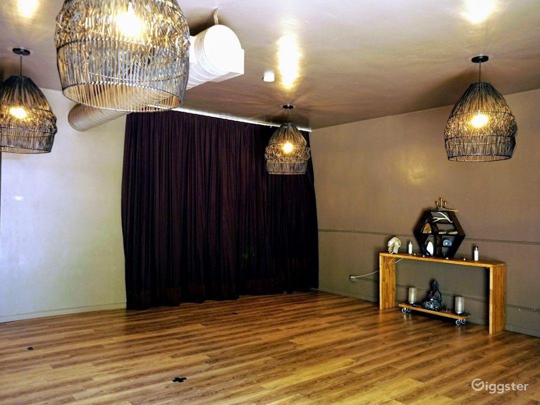Aesthetic 1000 sq. ft. Studio in Sacramento Photo 1