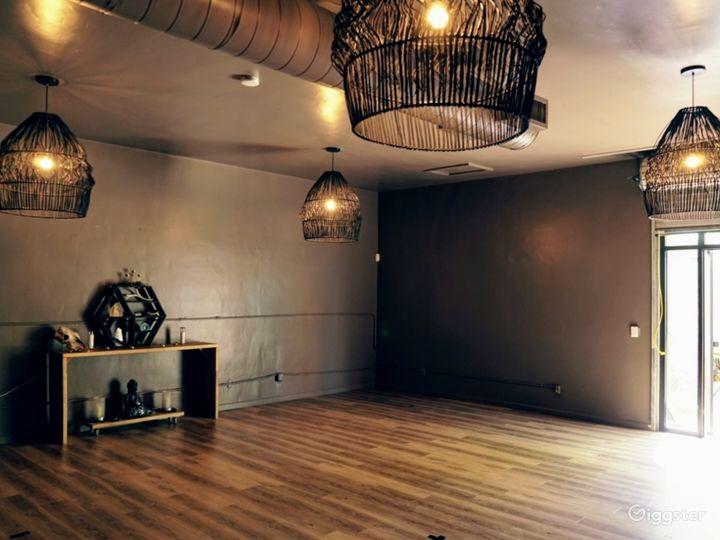 Aesthetic 1000 sq. ft. Studio in Sacramento Photo 2