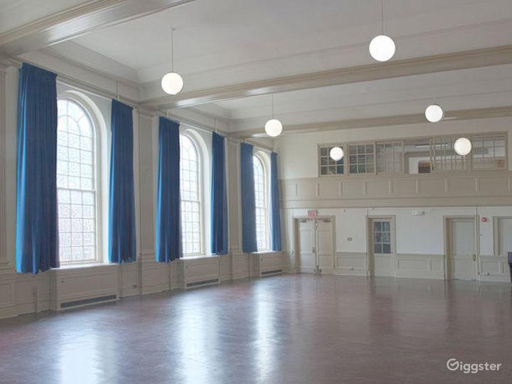 Great Bright Bright Hall