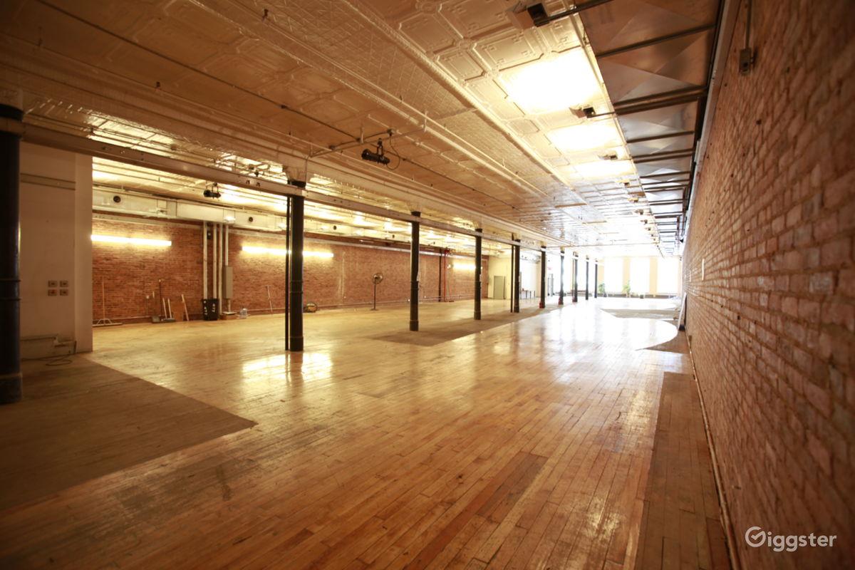 Unique SoHo Warehouse Loft New York Rental
