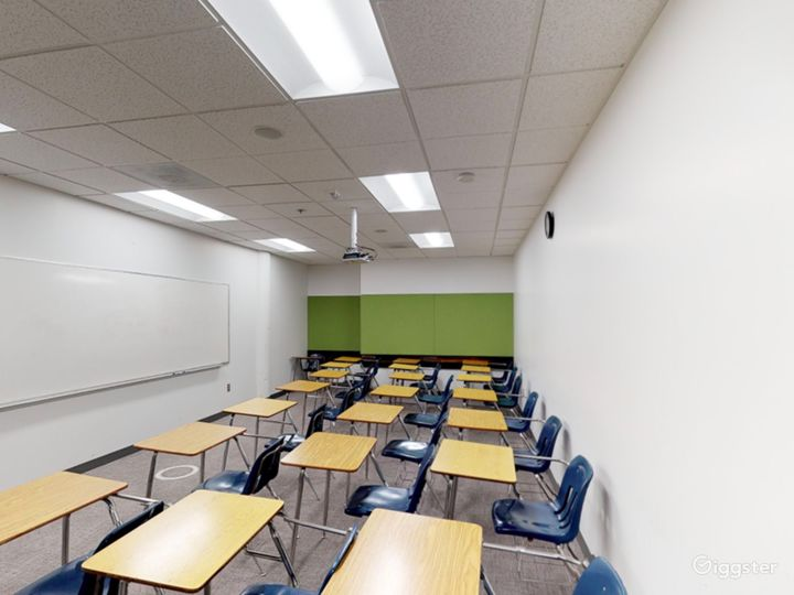 Spacious and Modern Classroom in Portland
