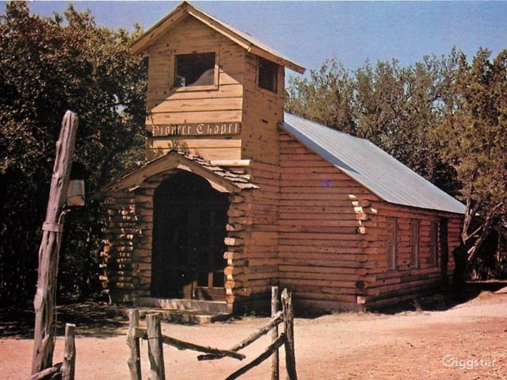 Rustic Chapel for Wedding and Baptismal Ceremonies Photo 2