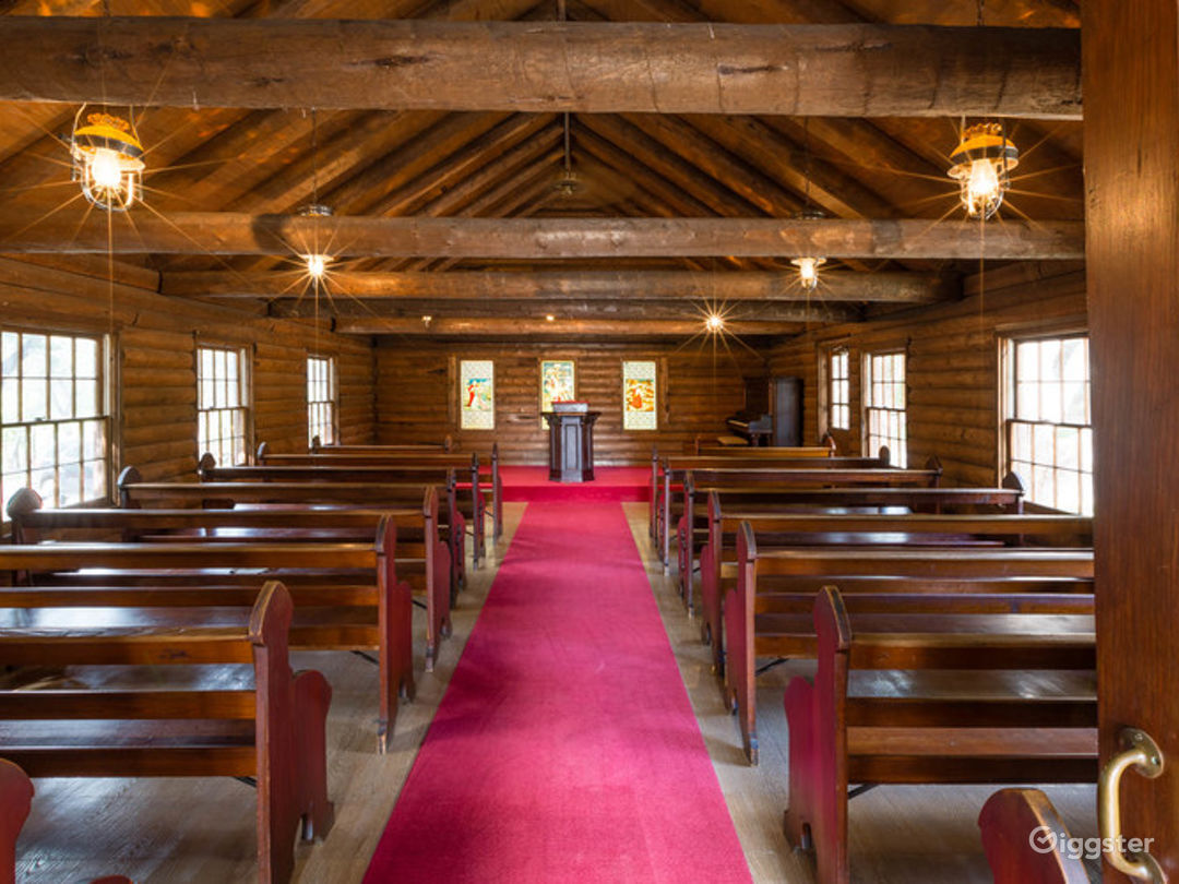 Rustic Chapel for Wedding and Baptismal Ceremonies Photo 1