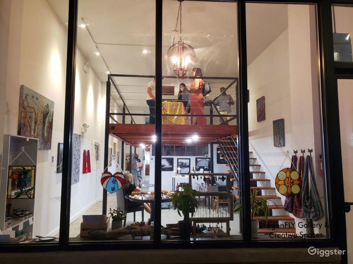 Urban Gallery Exhibition Space