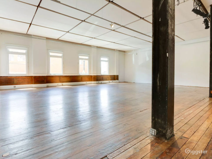 Flexible Art Space in Historic Building Photo 2