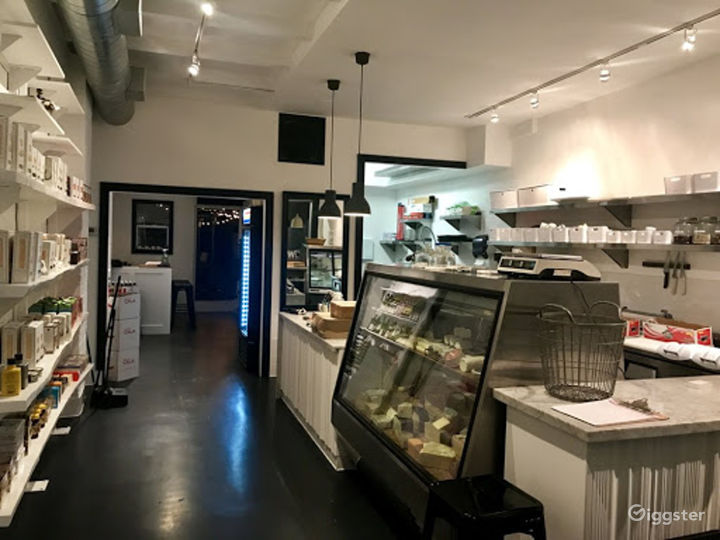 Contemporary Cheese & Charcuterie Cafe/Shop in Culver City Photo 2