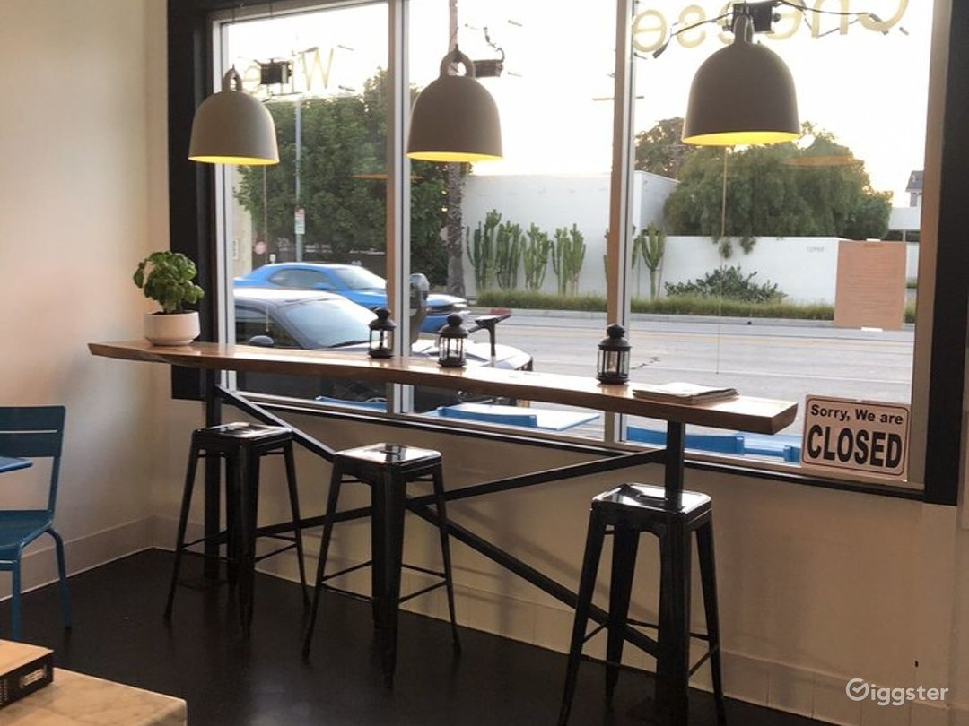Contemporary Cheese & Charcuterie Cafe/Shop in Culver City Photo 1
