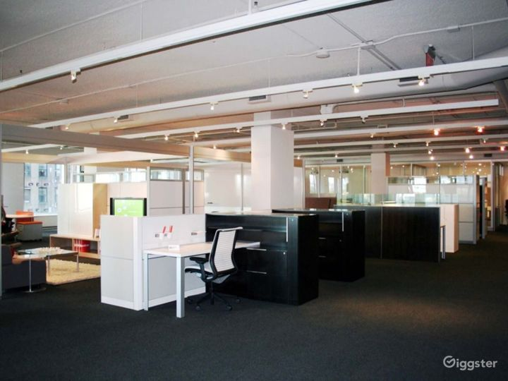 Office furniture showroom: Location 4091 Photo 3