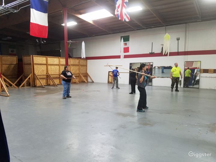 The Historical and Unique Swordfighting Grounds Photo 3