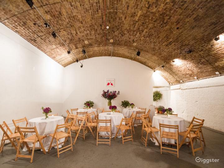 Weddings Venue in east London
