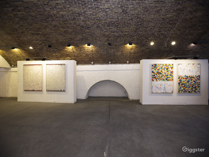 Gallery space for hire in London