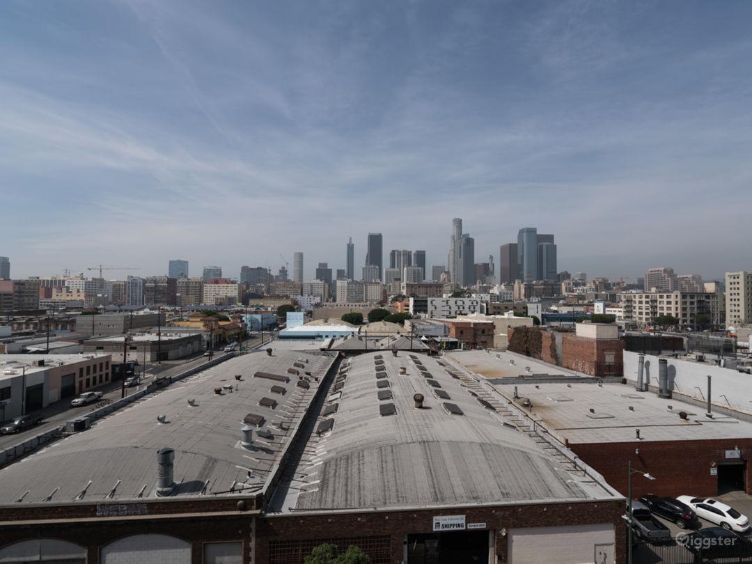 Rooftop Skyline View with Studio Photo 5