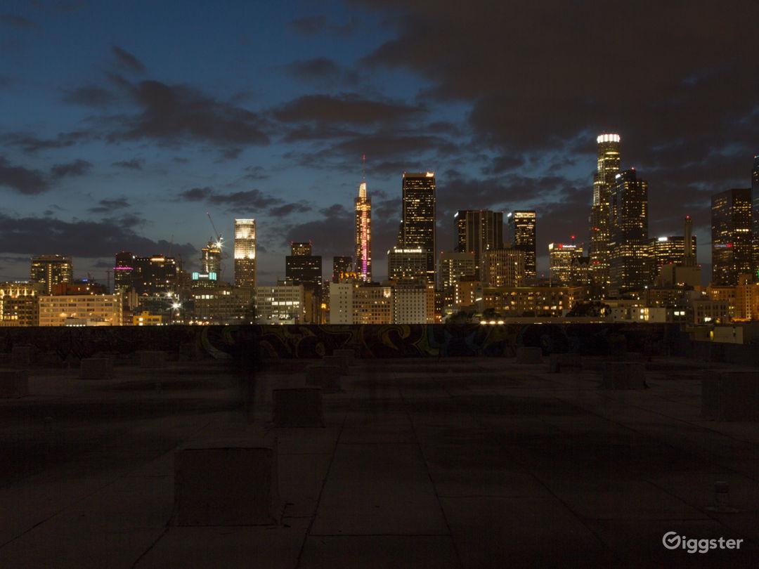 Rooftop Skyline View with Studio Photo 2