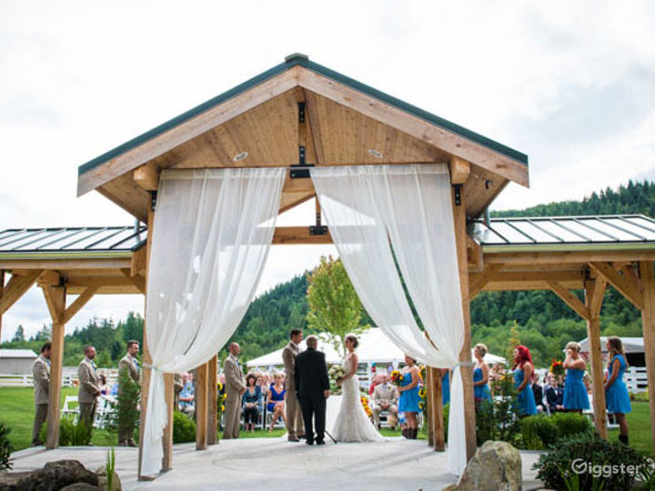 Perfect Setting and Intimate All Events Venue in Ravensdale  Photo 2