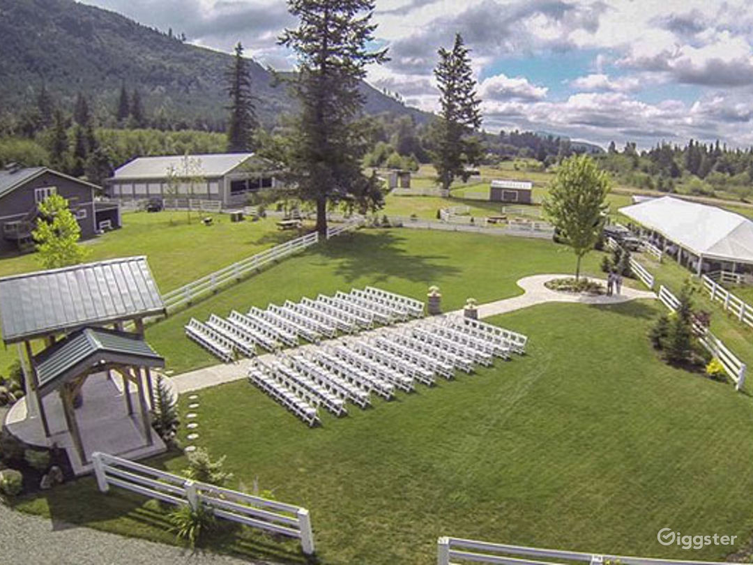 Perfect Setting and Intimate All Events Venue in Ravensdale  Photo 1