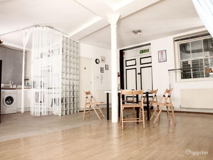 The studio, HG Photo 3