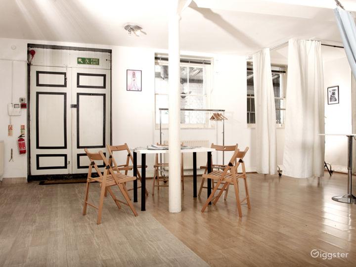 The studio, HG Photo 2