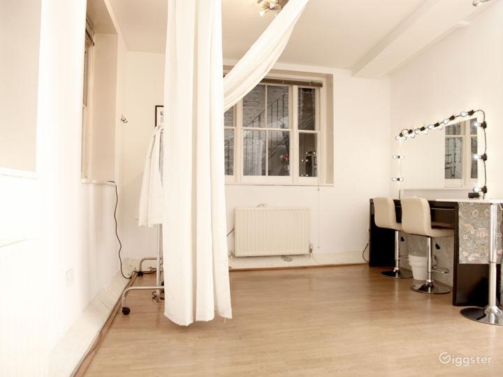 The studio, HG Photo 5