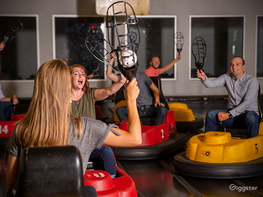 Unique Whirly Ball Court in Maple Grove  Photo 1