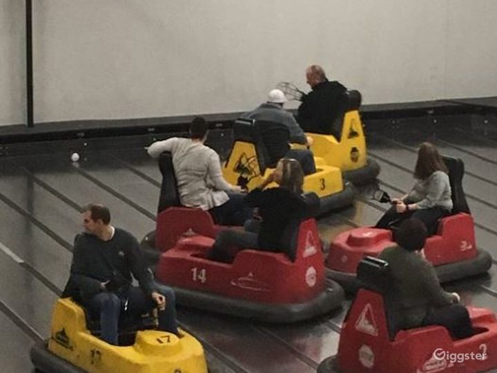Unique Whirly Ball Court in Maple Grove  Photo 3