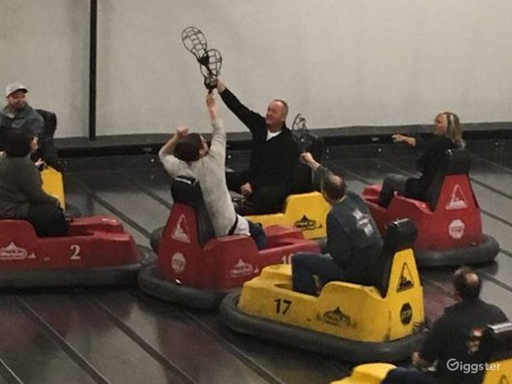 Unique Whirly Ball Court in Maple Grove  Photo 4