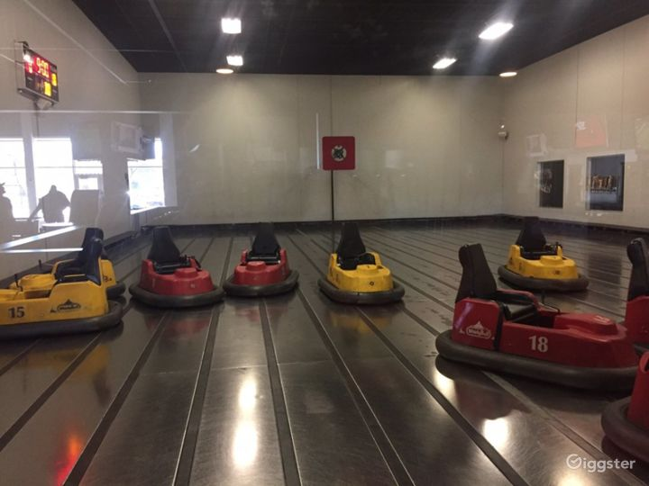 Unique Whirly Ball Court in Maple Grove  Photo 2